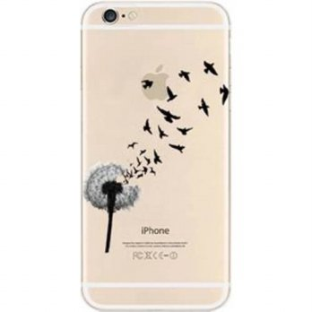 [holiczone] iPhone 6 Plus Case, DECO FAIRY Protective Case Bumper[Scratch-Resistant] [Perf/88059