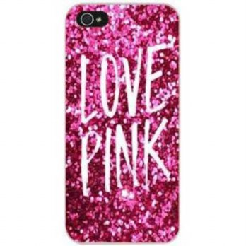 [holiczone] DECO FAIRY Love Pink Snap on case for Apple iPhone 6 Plus (5.5)/93443