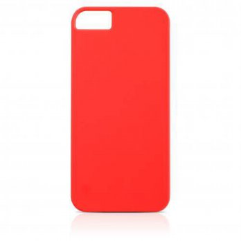 [holiczone] Gear4 IC546G Thin Ice Rubber for iPhone 5 - Retail Packaging - Red/94902