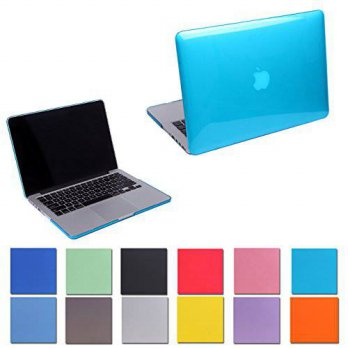 [holiczone] HDE Glossy Hard Shell Clip Snap-on Case for MacBook Pro 13 with Retina Display/94538