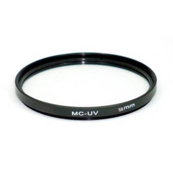 [holiczone] DOPO Dopo 58mm MC-UV Lens Filter for Digital Camera with High Light Transmissi/108826