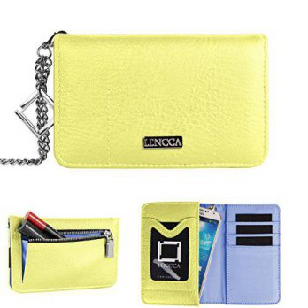 [holiczone] Lencca Kymira Wristlet Wallet Clutch For Apple iPhone 6 4.7-inch Retina Displa/114499