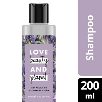 Love Beauty & Planet Shampoo Argan Oil & Lavender 200ml