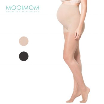 MOOIMOM Maternity Stocking Tights 8 Denier Stocking Ibu Hamil