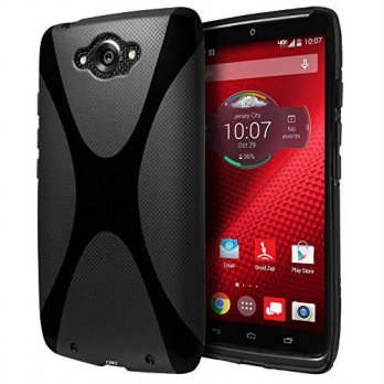 [holiczone] Motorola DROID Turbo Case, Cimo [X] Premium Slim TPU Flexible Soft Case For Mo/87803