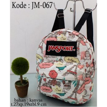 Tas Ransel Jansport Mini JM 067