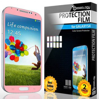 [holiczone] Galaxy S4 Screen Protector, Caseology [HD Clarity] Samsung Galaxy S4 Screen Pr/94328