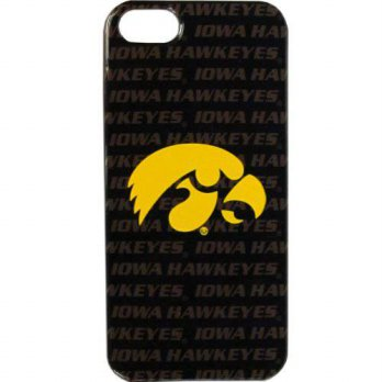[holiczone] Siskiyou NCAA Iowa Hawkeyes iPhone 5 Graphics Case/129849