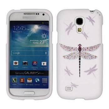 [holiczone] Samsung Galaxy S4 mini I9190 Case, Fincibo (TM) Protector Cover Snap On Hard P/126925