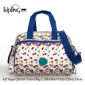 Tas Travel Kipling Travel Bag Camama 2018 - 7