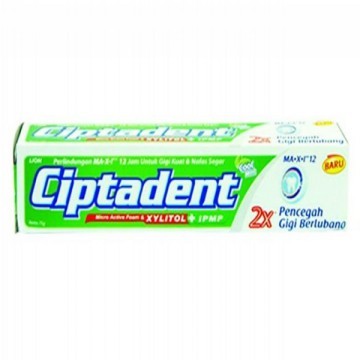 Ciptadent Toothpaste COOL TUBE 75GR