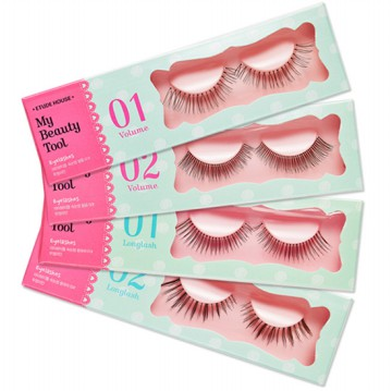 [Etude House] My Beauty Tool Eyelashes 1 level  2 level
