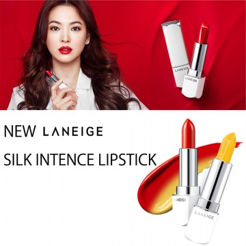 [Laneige] NEW Silk Intence Lipstick / 34 colors  Free Gift