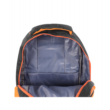 Prosport Backpack 2857-21 Black-Orange
