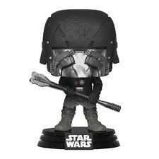 Funko Pop Star Wars EP9- Knight Of Ren (War Club) #332