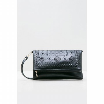 Staricha Clutch-Black