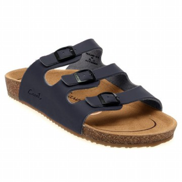 CARVIL SANDAL CASUAL MEN FALKLAND 03 M NAVY /52.FLK.003.A8
