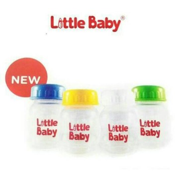 Little Baby Breastmilk Storage Bottle Botol Penyimpan ASI BPA Free