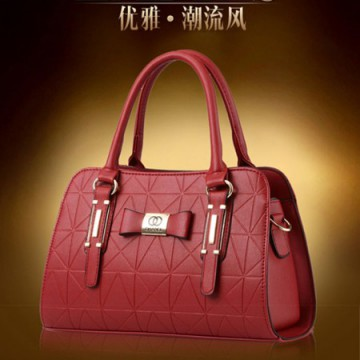 [RESTOCK] TAS FASHION IMPORT A553 | PU LEATHER| (31x22)cm| TPjg&RESLETING:ADA