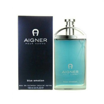 Parfume Original By Aigner Pour Homme Blue Emotion eau de toilette 100 ml Import For men
