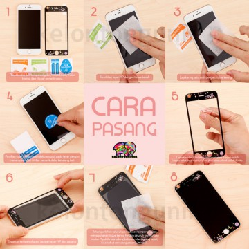 Anti Gores Kaca Tempered Glass LG G PRO LITE Clear Bening High Quality