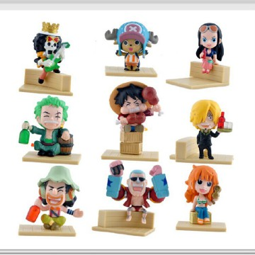 ONE PIECE PUZZLE SET ISI 9