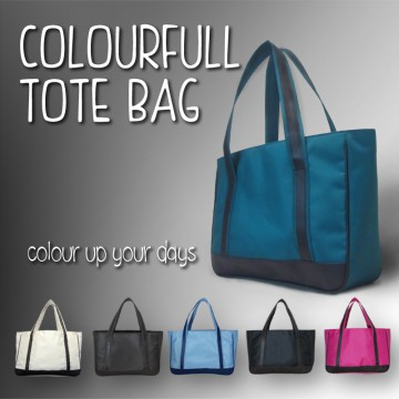 UP signature Classic Tote Chic Bag - tas wanita tote bag