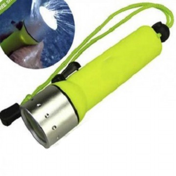 Senter Anti Air | Flashlight Cree 3W Led