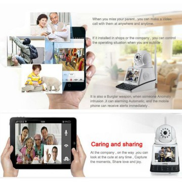 2CU IP Camera 4in1 (paket isi 2pcs)
