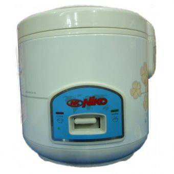 NIko RC12 Rice Cooker Kapasitas 1.2L