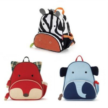 [TAS ANAK] Backpack Animal: Penguin/Giraffe/Dog/Bee/Monkey/Ladybug/Mouse/Panda/Owl/Frog