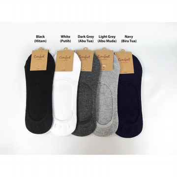 Kaos Kaki Invisible / Hidden Socks