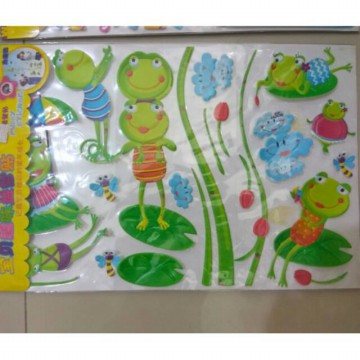 Wall sticker/sticker ukur tinggi /wallsticker growing chart/ growing chart sticker