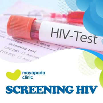 Mayapada Clinic - Screening HIV