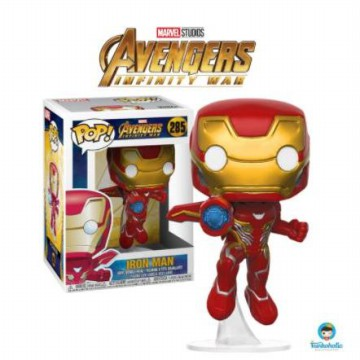 Funko POP! Marvel Avengers Infinity War - Iron Man (Flying) #285