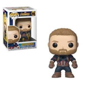 Funko POP! Marvel Avengers Infinity War - Captain America #288