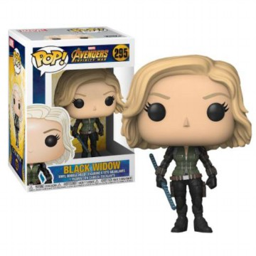 Funko POP! Marvel Avengers: Infinity War - Black Widow #295