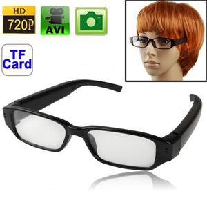 KACAMATA 007/Spy Camera Glasses Camera 720p Hd High Resolution
