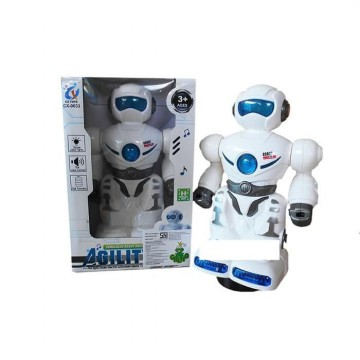 ROBOT AGILITY LIGHT SOUND MAINAN ANAK