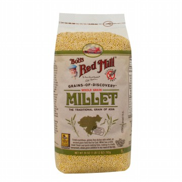 Diet Bobs Red Mill Whole Grain Millet 793 Gr