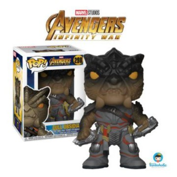 Funko POP! Marvel Avengers Infinity War - Cull Obsidian (Exclusive)