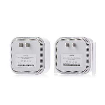 Original Xiaomi WiFi 300Mbps 2.4G Powerline Adapter HomePlug  -  WHITE (New Product)