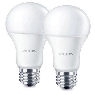 Buy 1 Get 1 Free Lampu LED Philips 13W 1400 Lumens - 2pcs