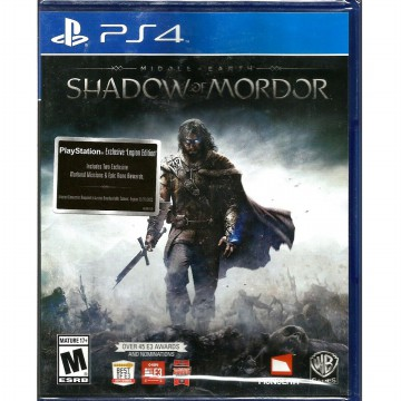 [Sony PlayStation PS4] Middle Earth: Shadow Of Mordor