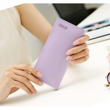 Korean Style Ultra Thin Wallet Card / Dompet Kartu Tipis - BW015
