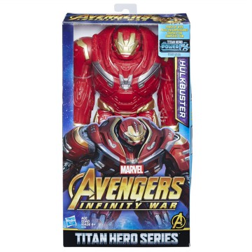 The Avengers 12 inch Titan Hero Series Hulkbuster