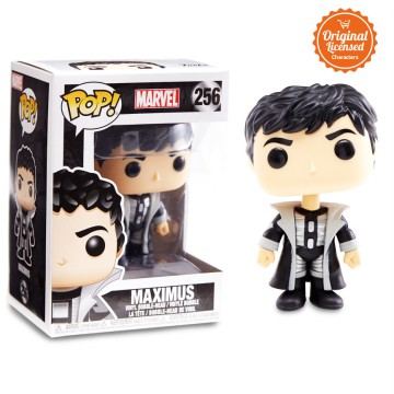 Funko Pop Marvel Inhumans - Maximus