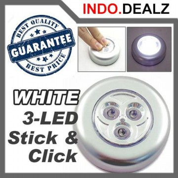 Buy 1 Get 1 Lampu Sentuh Emergency Led Stick Click Touch Lamp