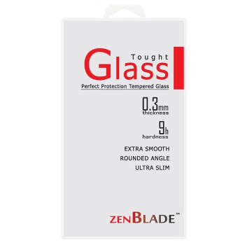 ZenBlade Tempered Glass Original LENGKAP 0.3mm 9H