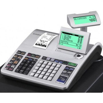 CASIO CASH REGISTER SE S400 SG